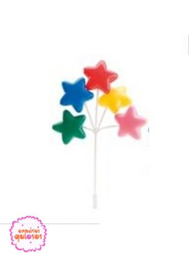 Balões  Estrelas