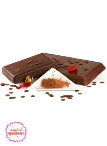 Barra Chocolate Negro 3kg