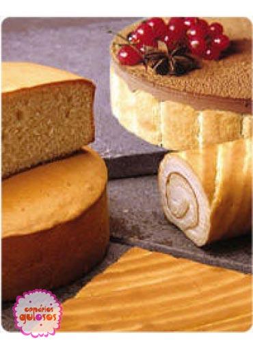 Biscuit - 5 kg-  Massa tipo Pão de Ló
