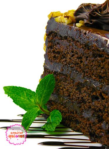 Bolo de Chocolate Satin 5kg
