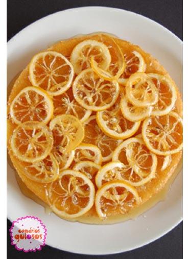 Bolo de limão 500gr