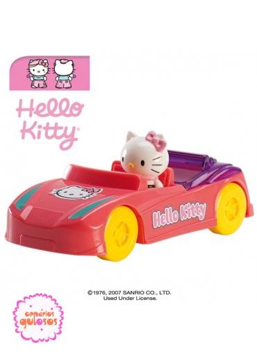 Carro Hello Kitty