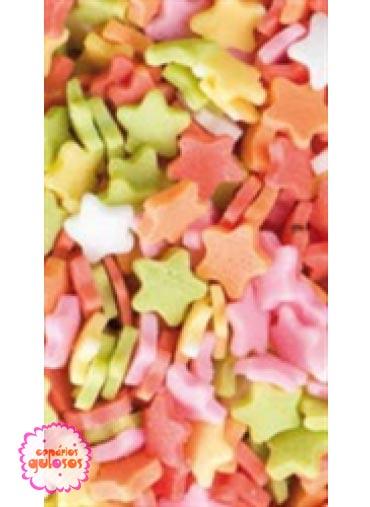 Confettis Estrelas Disney 50gr