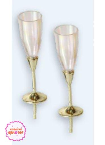 Copo de champanhe 2 und