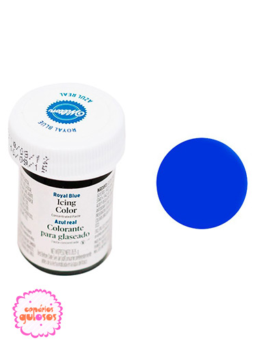 Corante Wilton Azul