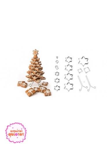 Cortante Árvore de Natal
