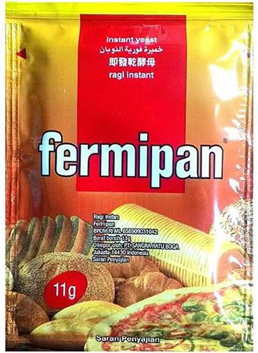Fermento Seco - Fermipan