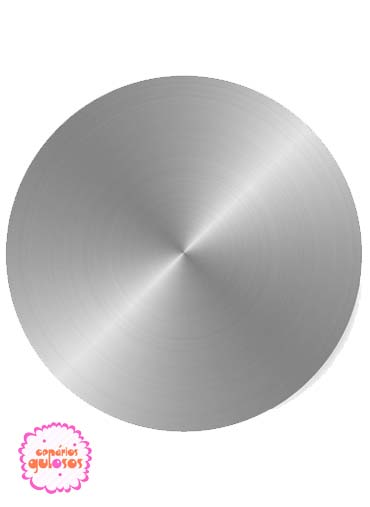 Forma redonda 14 cm