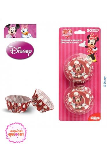 Formas Cupcake Minnie 50 und