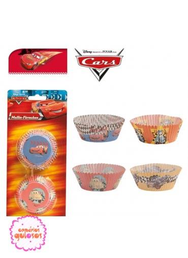 Formas Cupcakes Cars 50und