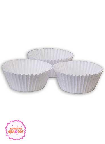 Formas de papel branco nº6 1000 und