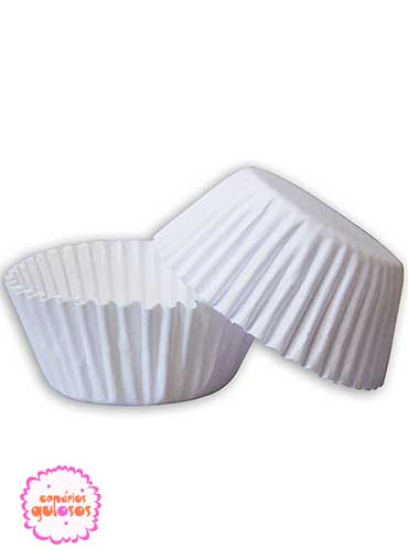 Formas de papel branco nº2 +/- 80 und