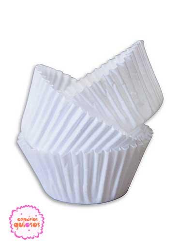 Formas de papel branco nº6 +/- 80 und