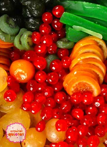Fruta sortida inteira 2.5Kg