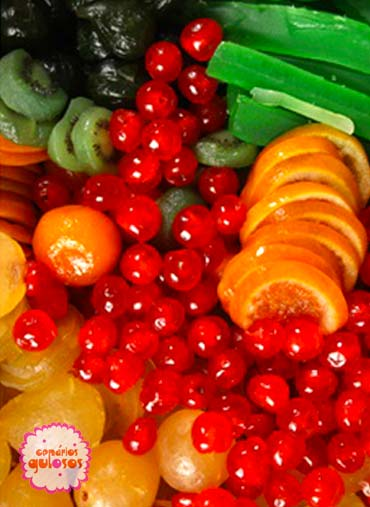 Fruta sortida inteira 500gr