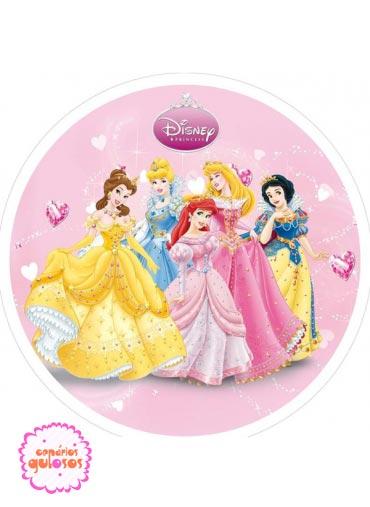 Hóstia das Princesas