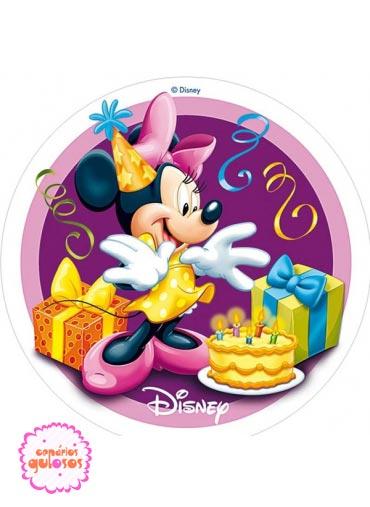 Hóstia do Mickey e amigos em festa