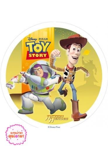 Hóstia do Toy Story