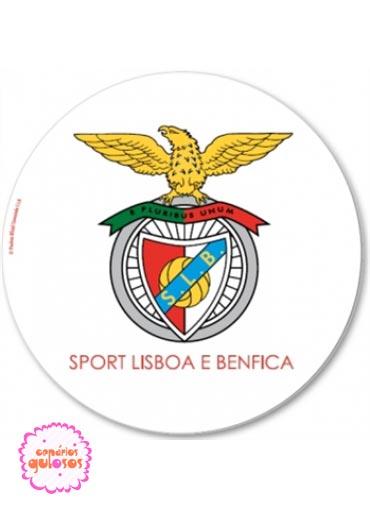 Hóstia Sport Lisboa e Benfica 20 cm