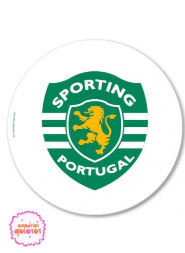 Hóstia Sporting 20 cm