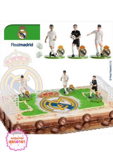 Kit Jogadores Real Madrid