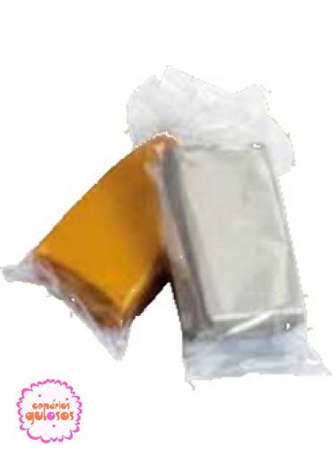 Pasta açúcar Prateada 100gr