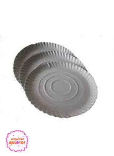 Prato de Cartolina nº8 - 34cm