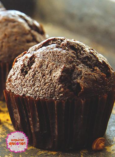 Queques/ Muffin de Chocolate 5kg