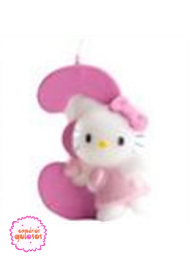 Vela Hello Kitty nr 3