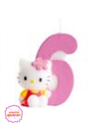 Vela Hello Kitty nr 6