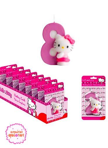 Vela Hello Kitty nr 8