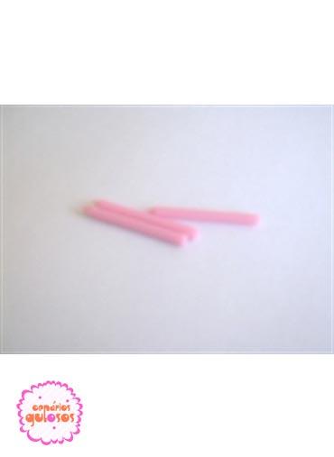 Velas rosa cx 36 und