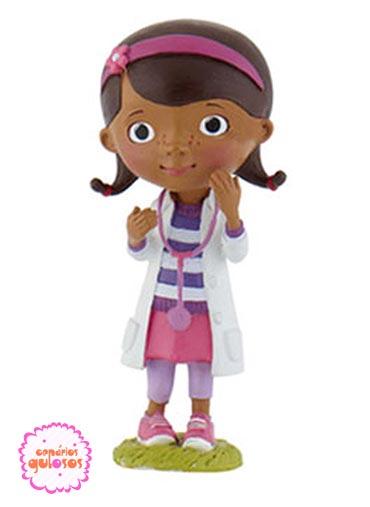 Doutora Brinquedos PVC