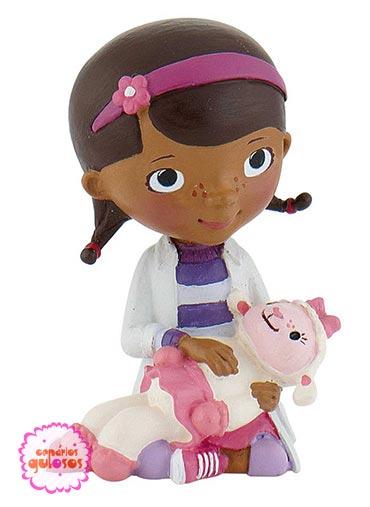 Doutora Brinquedos c/ Lazinha PVC