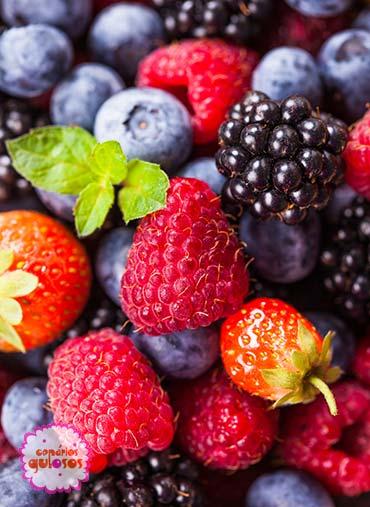 Aroma Natural Frutos Bosque 7gr