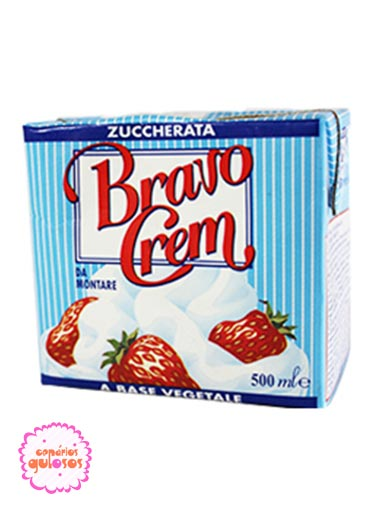 Natas Bravo Cream - 500ml
