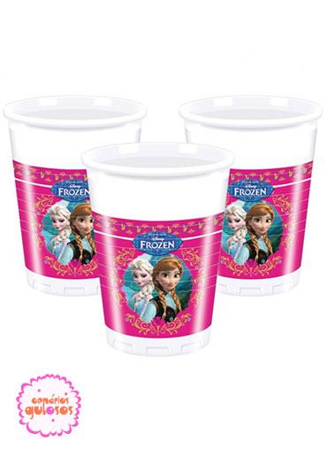 Copos Frozen - 8 und