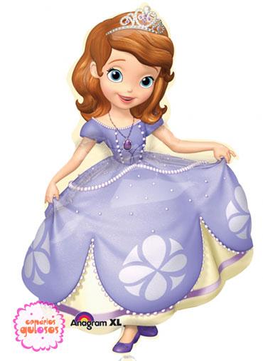 Balão Princesa Sofia - 88cm