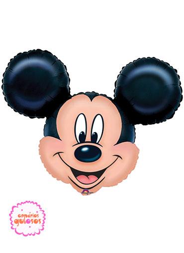Balão Cabeça Mickey - 69cm x 53 cm