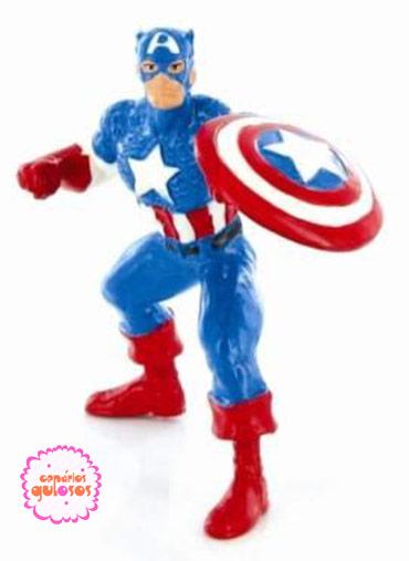Capitão América c/Escudo PVC