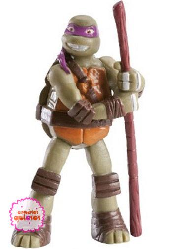 Tartaruga Ninja 2 PVC