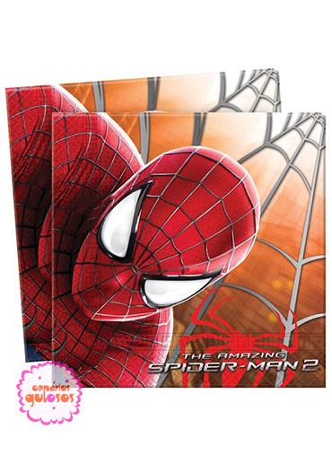 Guardanapos Spider-Man 2