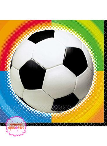 Guardanapos Futebol 16 und