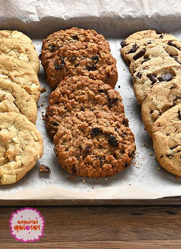 Cookies Americanas - 500gr