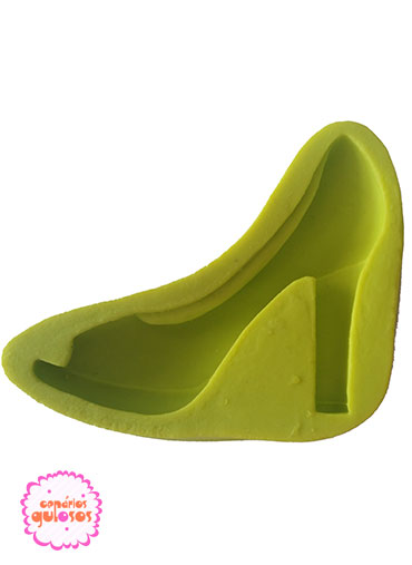 Molde Silicone Sapato