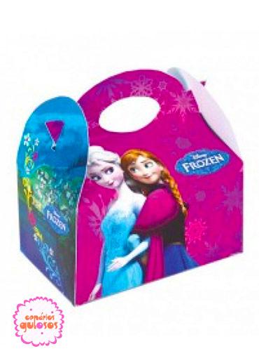 Caixa cartolina Frozen