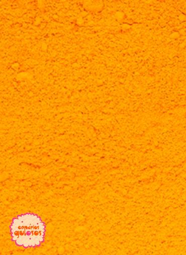 Corante pó Amarelo-Ovo - 100gr