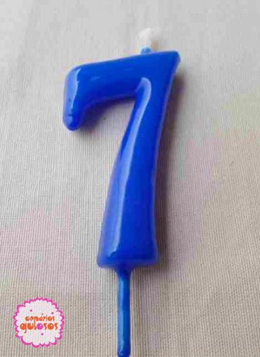 Vela Azul nº 7