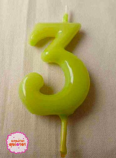 Vela Verde Água nº 3