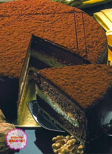 Bolo Chocolate Satin 1kg